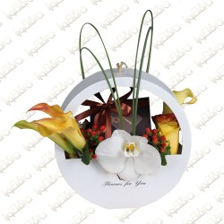 Mary Go round Flower Arrangement