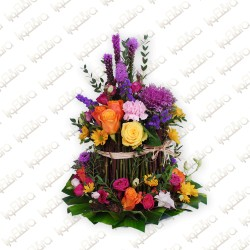 Breath Of Spring Flower Arrangement