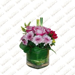 DaBonsai flower arrangement