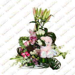 Happy stories Flower Arrangement