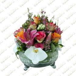 Flowery Potz flower arrangement