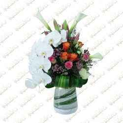 Glamour-Line Flower arrangement
