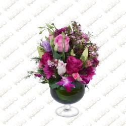 Delight flower arrangement