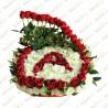 Personal alphabetic melody flower arrangement