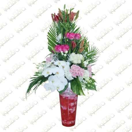 Big Passion Flower arrangement