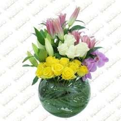 New Sensation Flower Arrangement