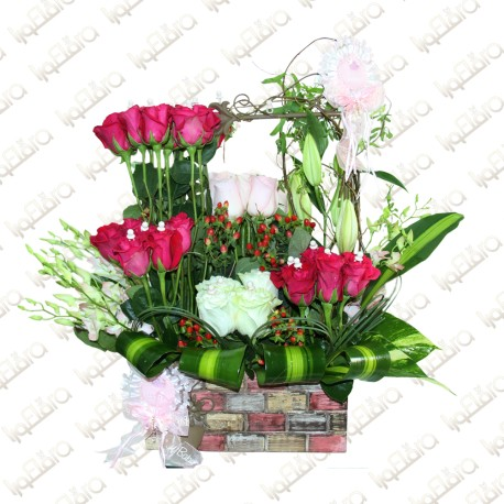 Welcome Flower arrangement