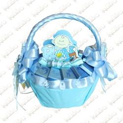 Petite Basket arrangement