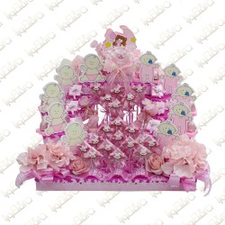 HAPPY PRINCESS  ARRANGEMENT