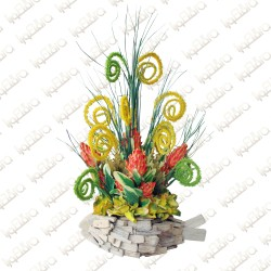 Candy Like Artificial Flower Arrangement