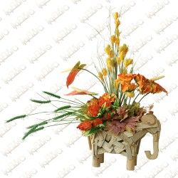 Nature Lover Artificial Flower Arrangement