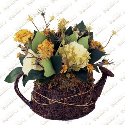 Watery Artificial Flower Arrangement