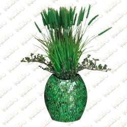 Nature Green Artificial Flower Arrangement