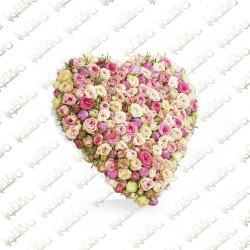 Full love Flower Arrangement