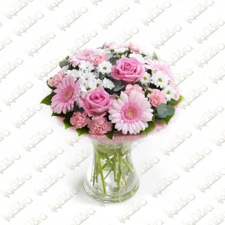 Blissful Stem Flower Arrangement