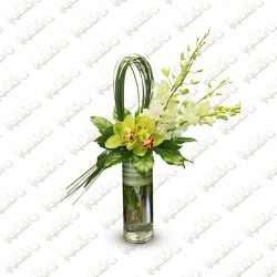 Greenish Flower Arrangement