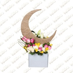 FLORAL MOON ARRANGEMENT