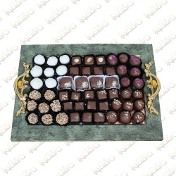 Bold Drop Chocolate Arrangement