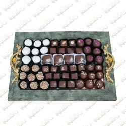 Bold Drop Chocolate Arrangement