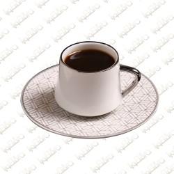 Silver medium Cups