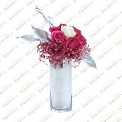 Pink Petals Floral Arrangement