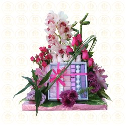 Pinky Love Arrangement