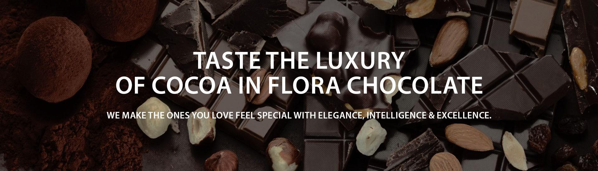 Flora Chocolate